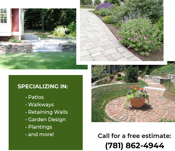 Natural Solutions Landscapes Design and construction